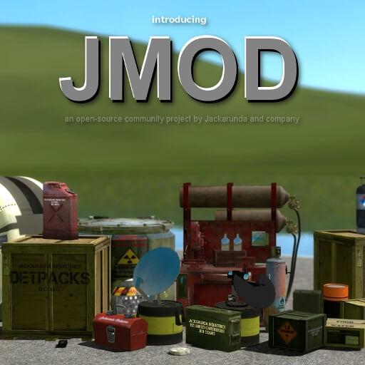Garry's Mod - JMod
