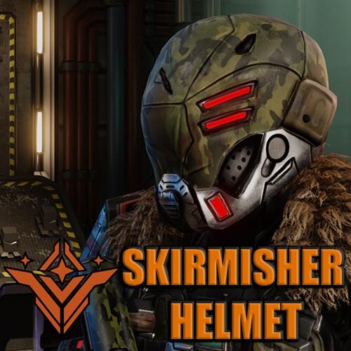 XCOM 2 - Skirmisher Helmet Mod