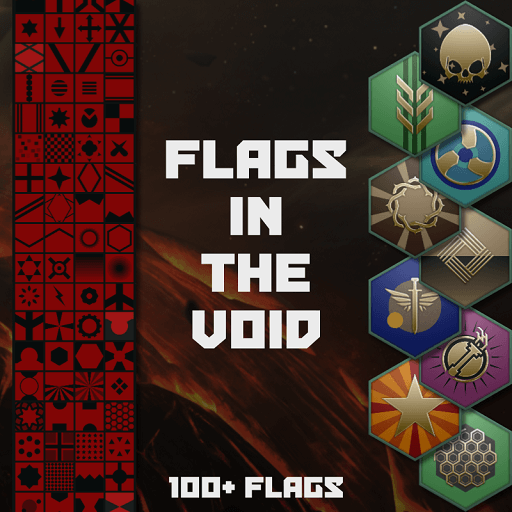 Stellaris - Flags in the void