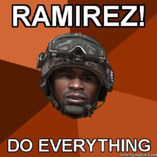 Hearts of Iron IV - RAMIREZ!