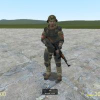 Garry's Mod - Солдаты Вьетнама из Call of Duty: Black Ops (NPC и игровые модели)