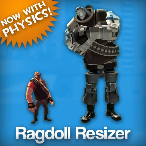 Garry's Mod - Ragdoll Resizer