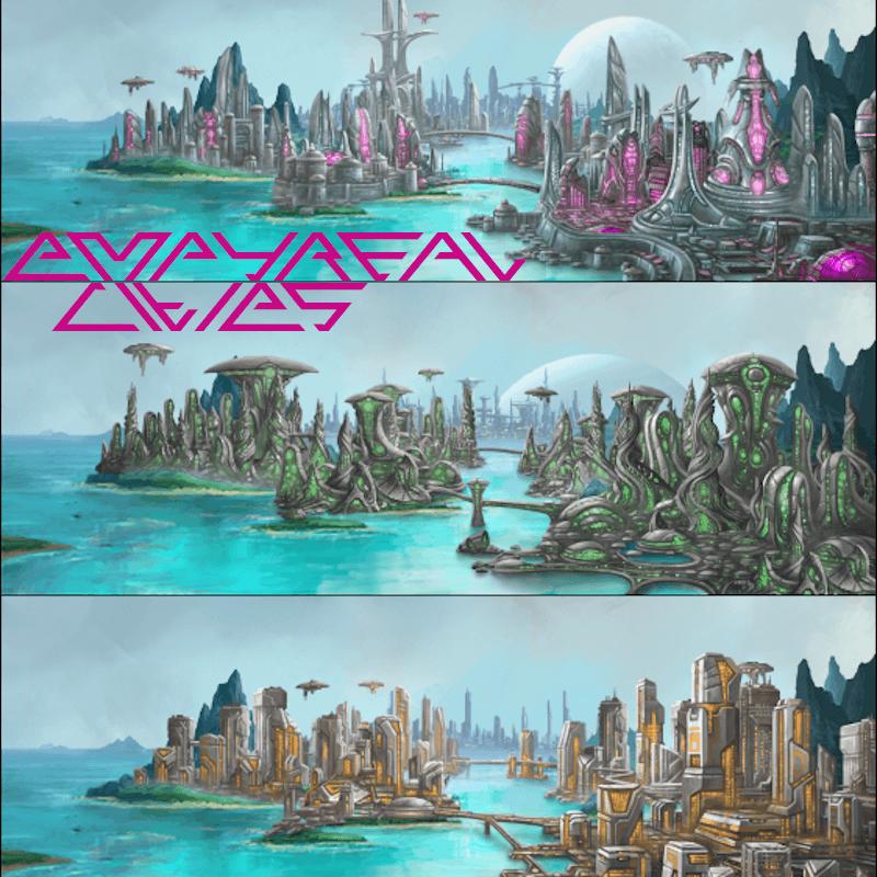 Stellaris - Эмпирические города