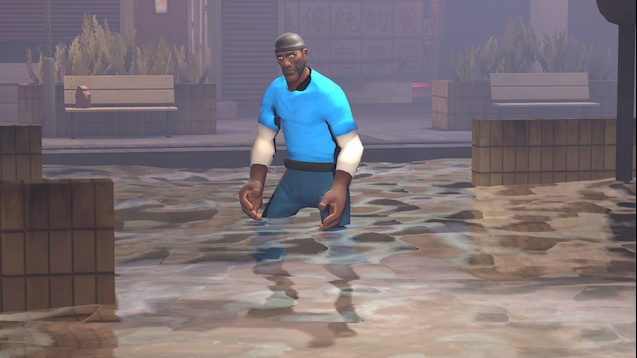 Garry's Mod - Почти вода