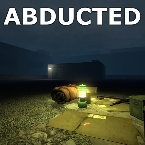 Garry's Mod - Abducted 3 - The Labs (Horror/CO-OP)