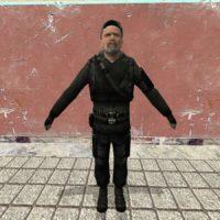 Garry's Mod - Хермит из Underhell (игровая модель)