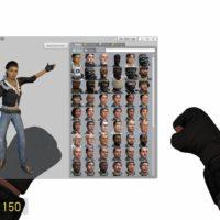 Garry's Mod - Enhanced Gmod Player Models Arms