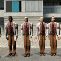 Garry's Mod - Пак игровых моделей из Sven Co-op