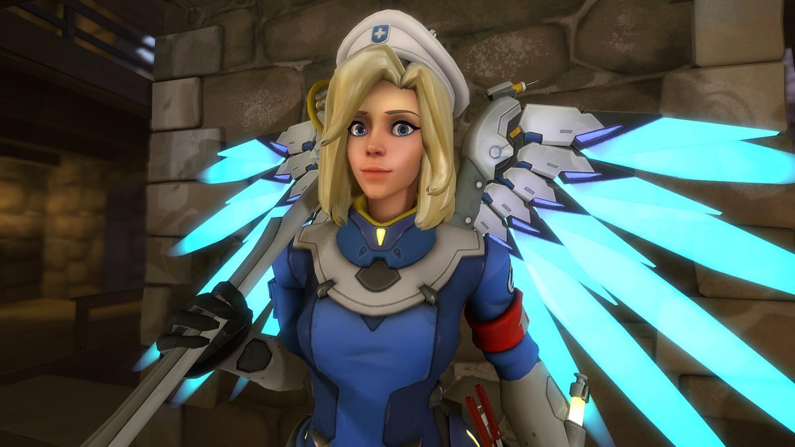 Garry's Mod - Mercy - Combat Medic Ziegler