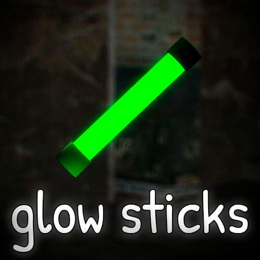 Garry's Mod - Светящиеся палочки