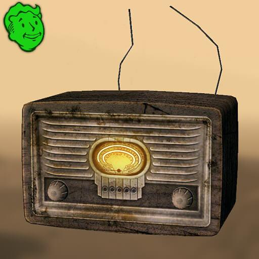 Garry's Mod - Радио из Fallout