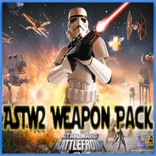 Garry's Mod - ASTW2 - Star Wars Battlefront DLC Pack