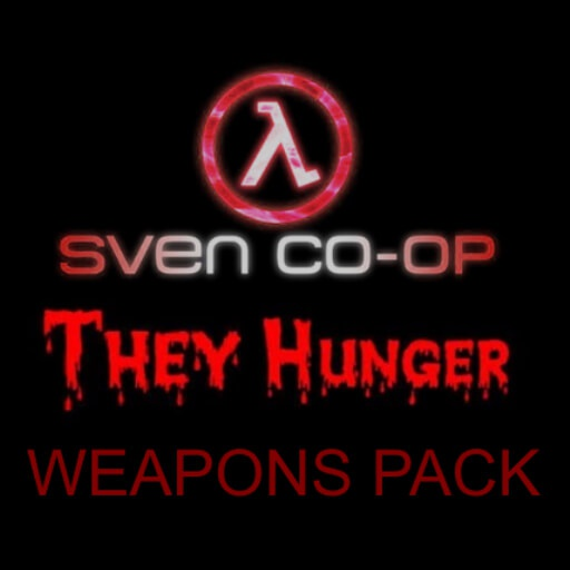 Garry's Mod - Оружие из Sven Co-Op: They Hunger