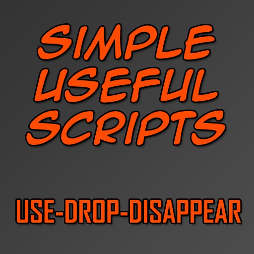 Garry's Mod - Simple Useful Scripts