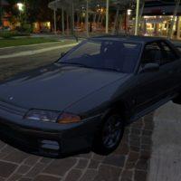 Garry's Mod - Nissan Skyline BNR32 (Xeno's Cars)