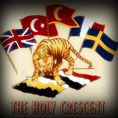 Hearts of Iron IV - Holy Crescent