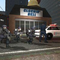 Garry's Mod - Полицейские из GTA IV