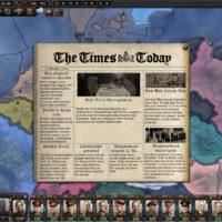 Hearts of Iron IV - World News