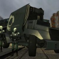 Garry's Mod - Транспортер комбайнов для перевозки заключенных
