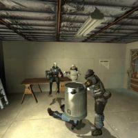 Garry's Mod - Rooftop из Left 4 Dead