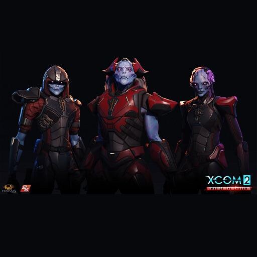 XCOM 2 - Играбельные избранные / Playable chosen
