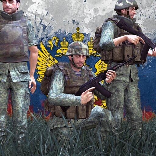 Garry's Mod - Советская пехота холодной войны (NPC/модели)