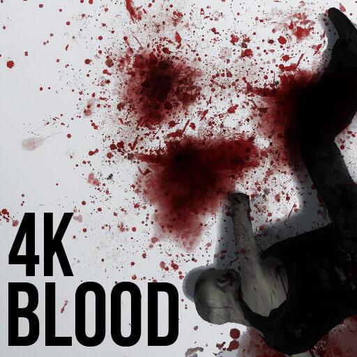 Garry's Mod - 4К кровь