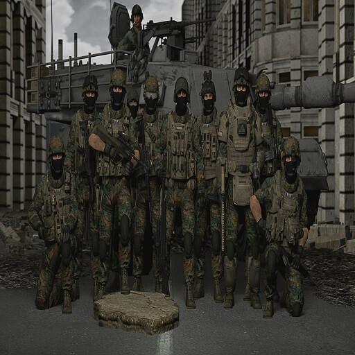 Garry's Mod - Alex Vestin's Operators