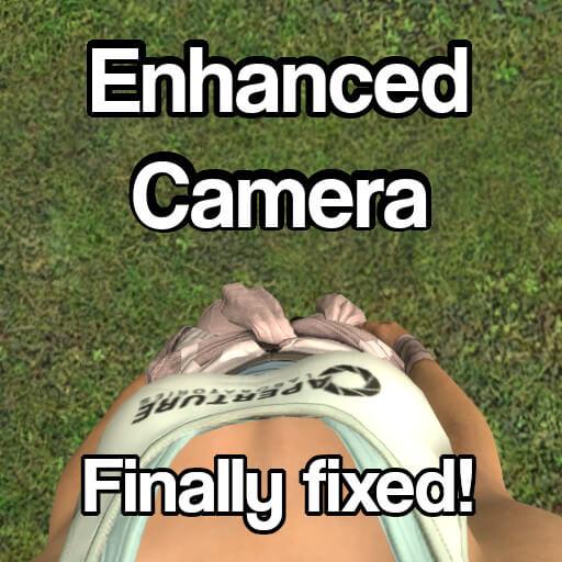 Garry's Mod - Улучшенная камера / Enhanced Camera