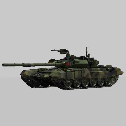 Garry's Mod - T-90A [simfphys]