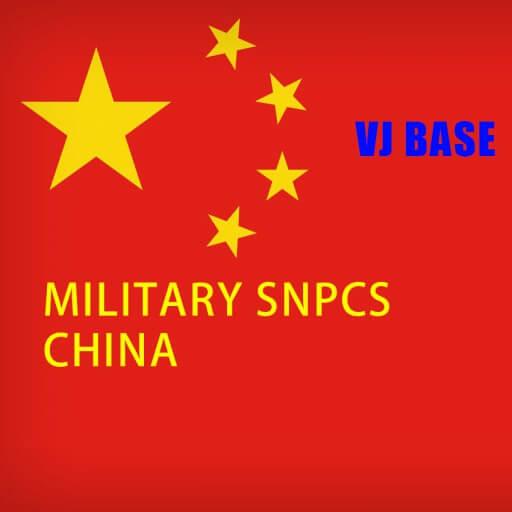 Garry's Mod - Military SNPCs - Китай