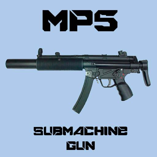 Garry's Mod - MP5SD