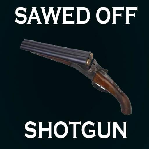 Garry's Mod - Дробовик Sawedoff