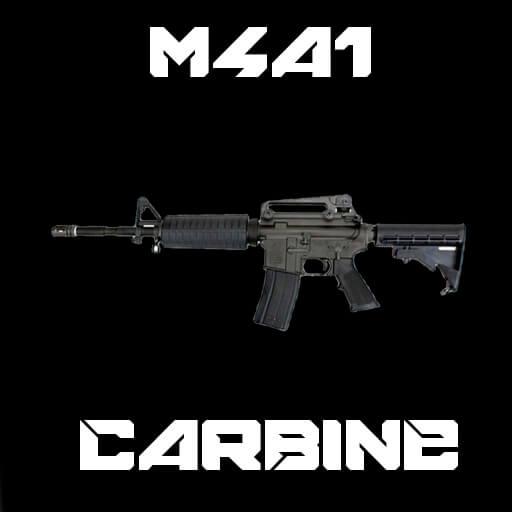 Garry's Mod - Карабин M4A1