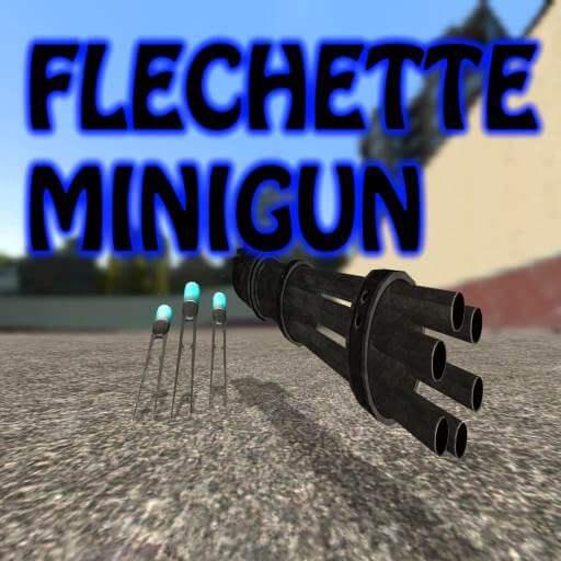 Garry's Mod - Flechette Minigun