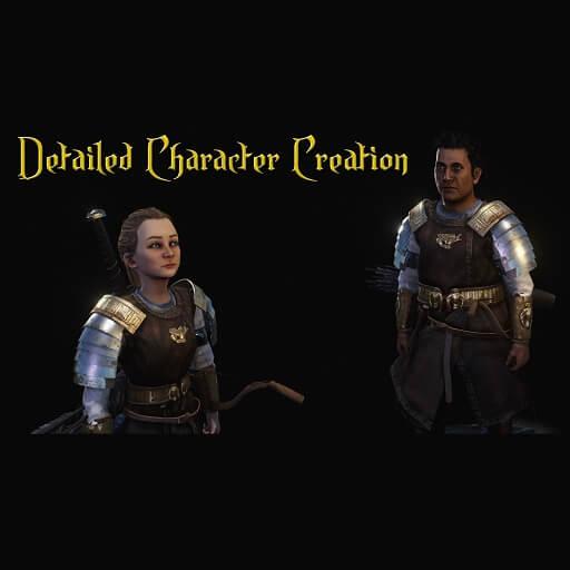 Mount & Blade 2: Bannerlord — Детальная кастомизация персонажа / Detailed Character Creation