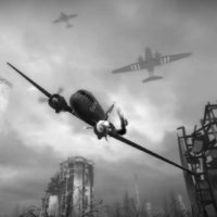 Garry's Mod - C-47 Skytrain (проп)