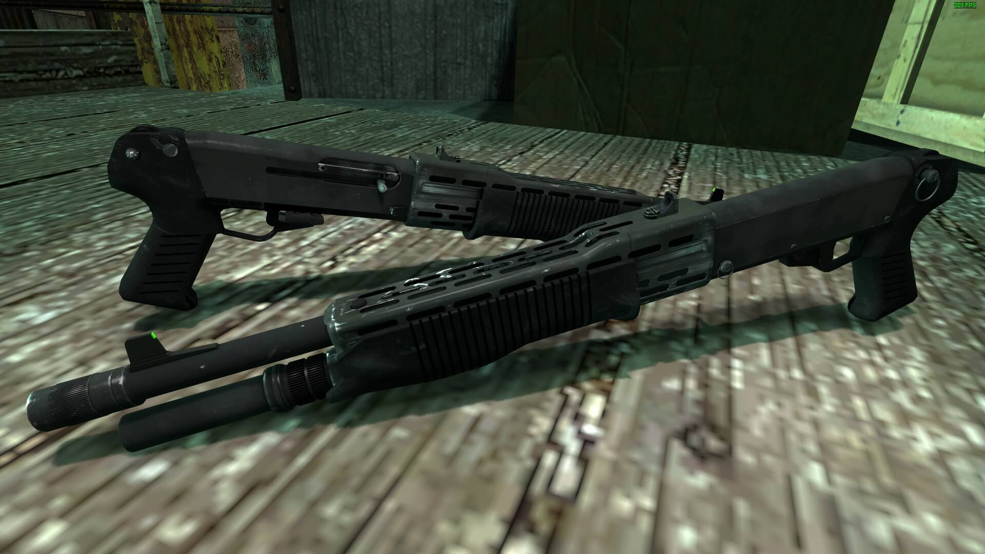 Garry's Mod - Half-Life 2 : MMod Weapon Replacements