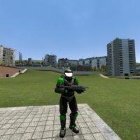 Garry's Mod - Mark V из Halo CE (игровая модель)