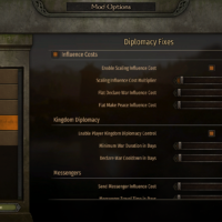 Mount & Blade 2: Bannerlord - Diplomacy Fixes