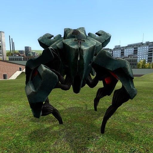 Garry's Mod - Super Heavy [VJ]