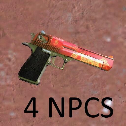 Garry's Mod - NPC Admin Gun