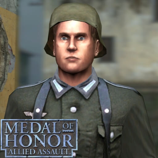 Garry's Mod - Солдаты Вермахта из Medal Of Honor: Allied Assault (игровые модели и NPC)