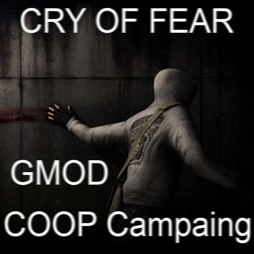 Garry's Mod - Кооперативная кампания из Cry Of Fear