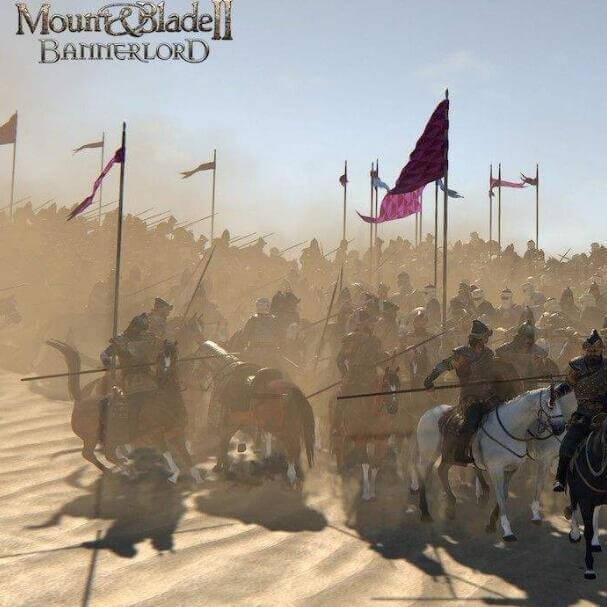Mount & Blade 2: Bannerlord - Улучшенные натиски кавалерии