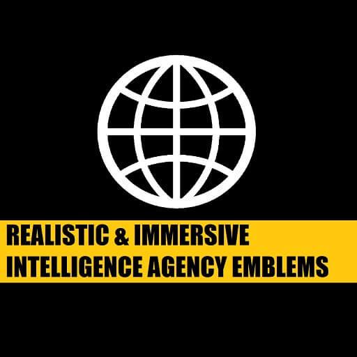 Hearts of Iron IV - Realistic & Immersive Intelligence Agency Emblems - Незацензуренная версия