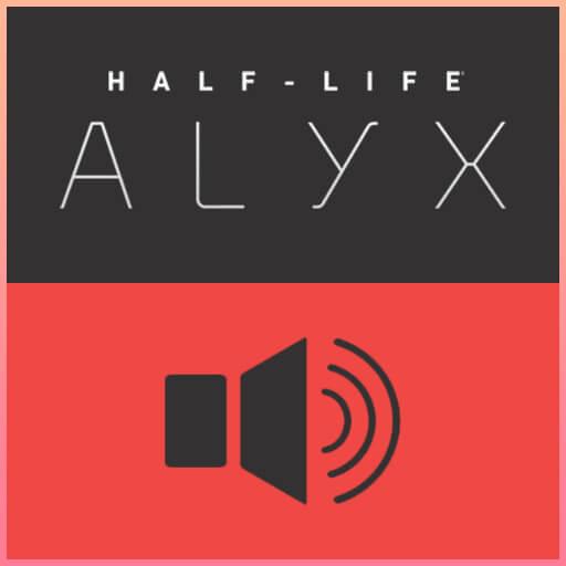 Garry's Mod - Звуки шагов из Half-Life: Alyx