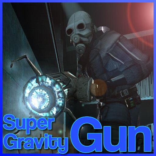 Garry's Mod - Super Gravity Gun (SWEP)