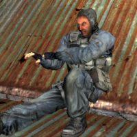 Garry's Mod - Меченый из S.T.A.L.K.E.R. (игровая модель и NPC)