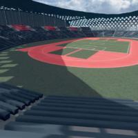 Cities: Skylines - Shenzhen Bay Sports Center